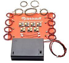 BRICKSTUFF PICO LED LIGHT BOARD STARTER KIT FOR LEGO MODELS (TREE02)