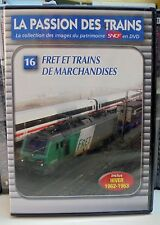 16 dvd la passion des trains atlas fret et trains de marchandises