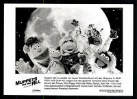 4 Original Pressefotos Muppets aus den All  ## G 11490