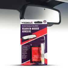 Professional Strength Permanent Windshields Rearview Mirror Adhesive Glue Hot