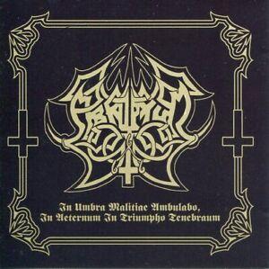 ABRUPTUM In Umbra Malitiae Ambulabo, In Aeternum In Triumpho Tenebraum CD