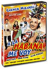 Week-End In Havana - A La Habana Me Voy  (DVD)