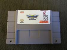 Dragon Quest III Super Nintendo SNES