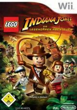 Nintendo Wii WII-U Lego Indiana Jones mitica avventura come nuovo