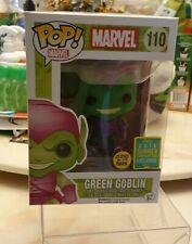 Green Goblin Glow 2016 Summer Convention Funko Pop Vinyl