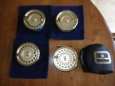 Hardy Sovereign 9/10 Fly Reel Plus Spare Spools