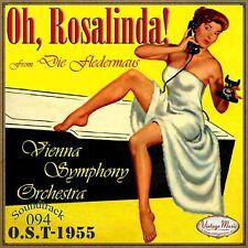 OH, ROSALINDA! Soundtrack CD #94/100 - Banda Sonora O.S.T Original 1955