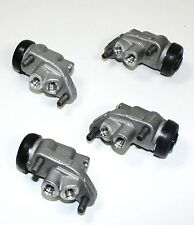 SET OF 4 FRONT BRAKE WHEEL CYLINDERS JOWETT JAVELIN & JUPITER 1950 - 1954