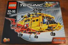 LEGO 9396 Technic Helicopter Rare! New factory sealed.