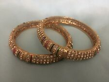 Jewelry Bangle Set Gold Plated Indian Wedding