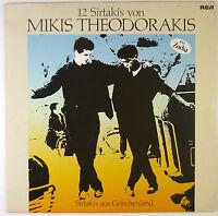 """12"""" LP - Ensemble N. Labranos - 12 Sirtakis Von Mikis Theodorakis - B3070"""