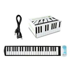 37 Keys Roll Up Portable Electronic Keyboards Piano Piano Keyboard with Speaker