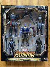Hasbro Marvel Legends The Children Of Thanos 5 Pack Exclusive Amazon New Sealed
