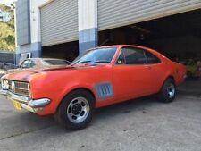 Monaro Coupe Cars