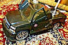 West Coast Choppers Chevy Silverado Black RC truck with Remote 🔥