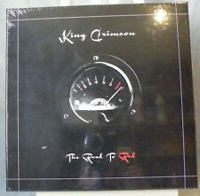 KING CRIMSON - THE ROAD TO RED - BOX CD / DVD / BLU RAY - NEUF