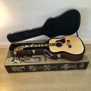 GIBSON MONTANA SONGWRITER 12-STRING LIMITED EDITION ELECTRO ACOUSTIC GUITAR NEW
