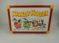 Vintage American Toy and Furniture Co. Mickey Mouse Toy Box/Chest