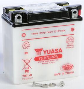 Yuasa Yuasa Battery Yb7l-B Conventional Yuam2273y