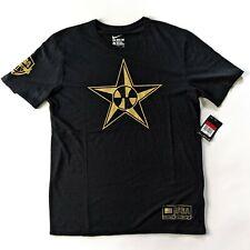 Nike USA Basketball Hero Black & Gold Shirt 00033992XUS5 Men's SM & LRG NWT