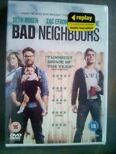 Bad Neighbours DVD (2014) Zac Efron