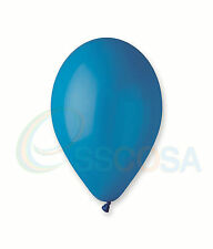 "Balloon Latex 10 pcs 12""-30cm Dark Blue Premium Helium Quality Party Decor etc"