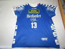 TBV Lemgo, hanbdall matchworn jersey, Germany, Baumgartner