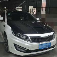Fit For Kia Optima K5 2012 2013 2014 2015 Carbon fiber hood 1pcs