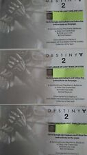 Destiny 2 Confluence Of Light Emblem Code - Limited Edition - Exclusive - LAST 1