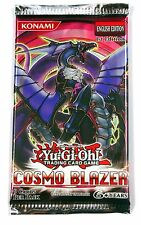 Konami Yu-Gi-Oh! TCG, Cosmo Blazer Booster Pack, English 1st Edition, New