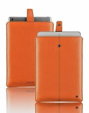 "iPad Air 2, 3 Case | iPad Pro 9.7"" Case Orange Sanitizing Screen Cleaning Sleeve"