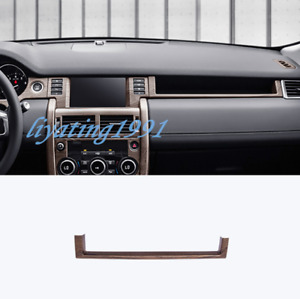 Peach Wood Grain Dashboard Center Console Frame Trim For Discovery Sport 2015-19