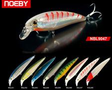 Noeby leurre traine pêche mer rivière carnassier 14cm 39g couleur 4 nage 0-2,5m