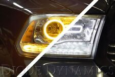 2013-2018 Dodge Ram Switchback LED Halos by Diode Dynamics