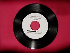 """Original Rock Soul Pop 45 rpm's from 50s to 80s - 1.25 each - """"O to Z"""""""