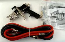 Central Pneumatic Replacement Air Spray Paint Gun, Hoses, Wrench, Etc., NOS