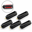 5X Black Cylindrical 3 AAA Plastic Battery Holder Case Box For Flashlight Torch