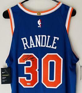 Julius Randle Nike Aeroswift New York Knicks Authentic Signed Jersey FANATICS