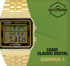 Casio Classic Series Digital Watch A500WGA-1D