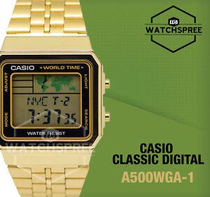 Casio Classic Series Digital Watch A500WGA-1D AU FAST & FREE