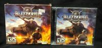 Blitzkrieg Attack Is Your Only Defense  - PC Game CD ROM Disc, Case Mint Disc
