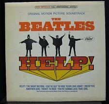 The Beatles - Help! Soundtrack LP Mint- SMAS-2386 Apple Stereo Vinyl Record USA