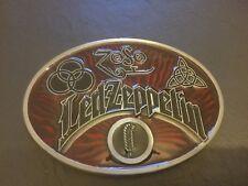 LED ZEPPLIN Band Rock Music New BELT BUCKLE New Metal Pewter