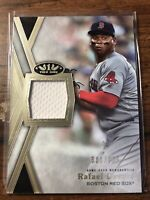 2020 Topps Tier One Relic Jersey RAFAEL DEVERS Boston Red Sox #/395
