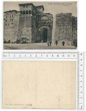Perugia - Porta Urbica Etrusca o di Augusto - animata - 19762