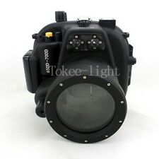 Meikon Waterproof Housing Underwater Case for Canon 650D 700D Rebel T4i T5i
