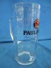 PAULANER GERMAN BEER GLASS MUG 0.5L  Made in Germany ( Munich) Brand New