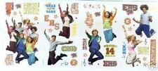 HIGH SCHOOL MUSICAL wall stickers Troy 49 decals room decor HSM WILDCATS