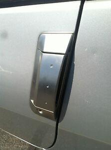 NEW OEM NISSAN 2007-2008 350Z DRIVERS (LEFT) SIDE EXTERIOR DOOR HANDLE ASSEMBLY