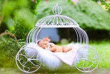 Hot! 2016 New Creative Photography Prop Pumpkin Carriage for Newborn Baby D-61